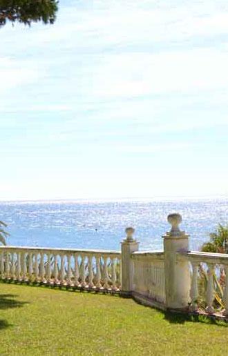 Alhambra del Mar un parque de ensueño